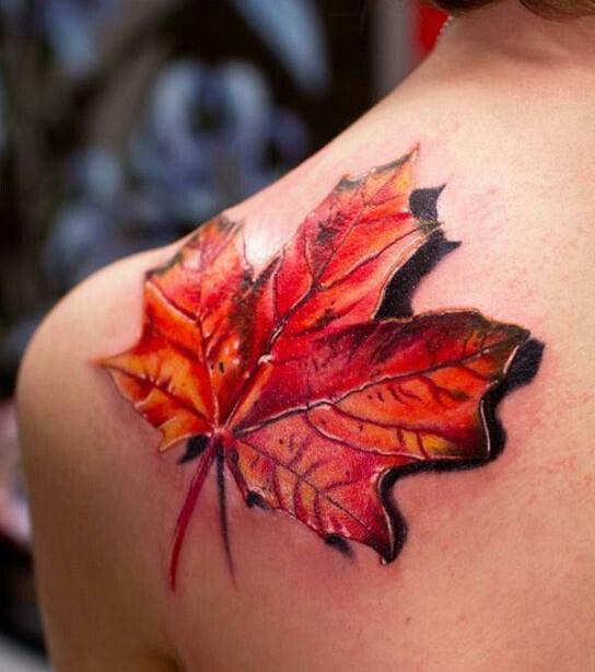 Die 15 Schonsten Ideen Fur Herbst Tattoos