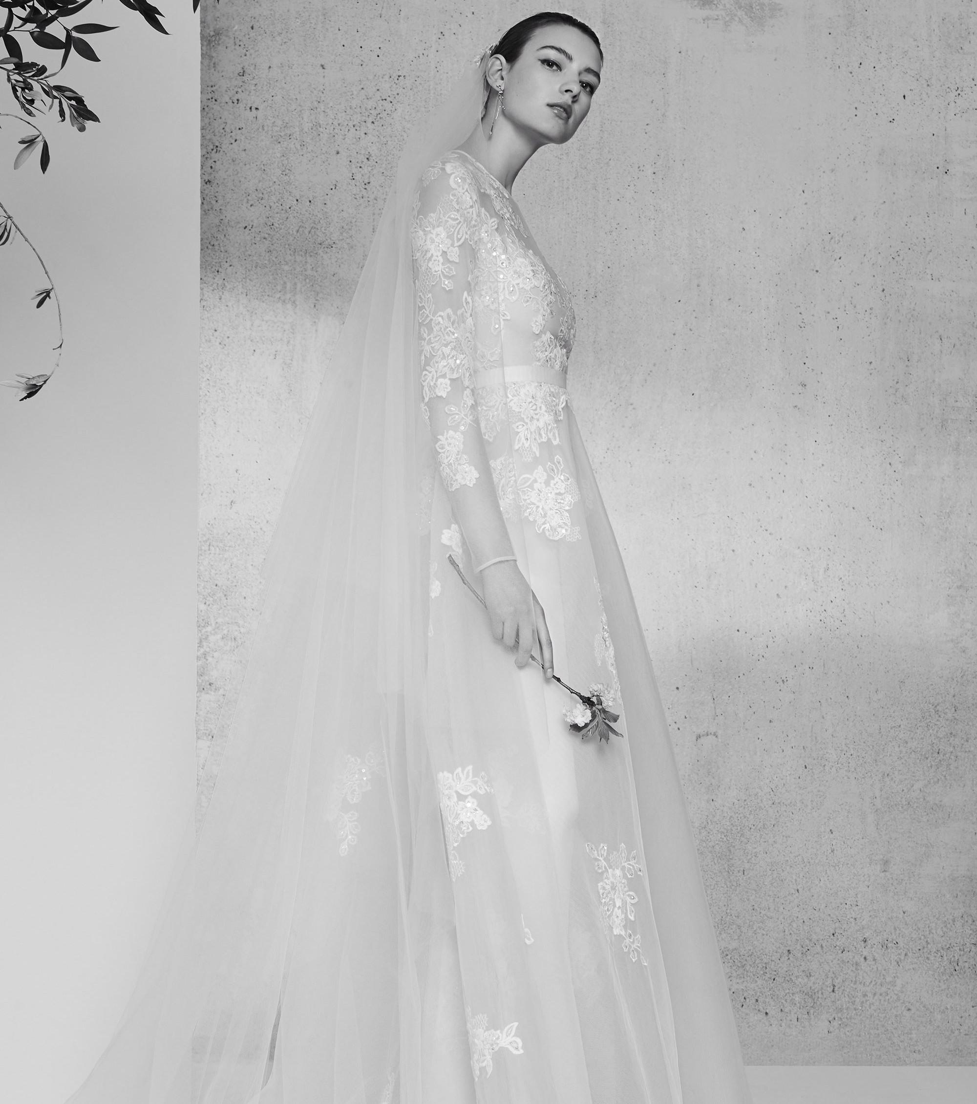 Hochzeitskollektion Elie Saab: Brautkleider 2018