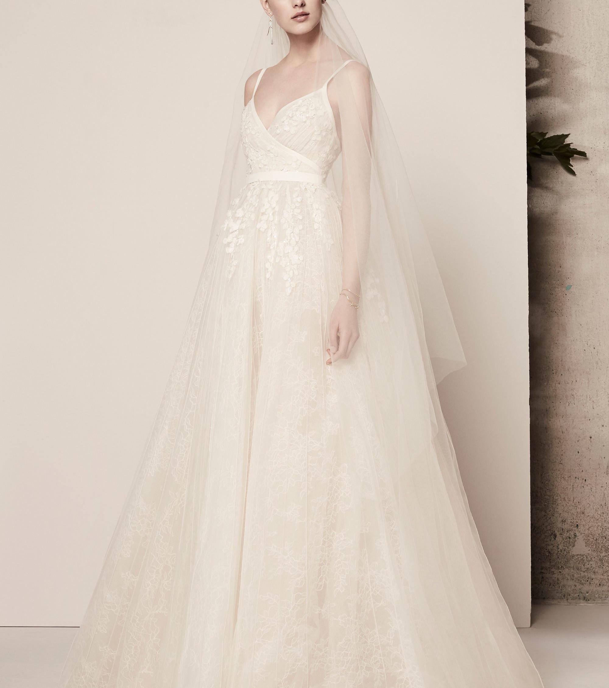 Hochzeitskollektion Elie Saab: Brautkleider 16