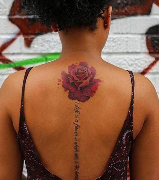 Rücken Tattoos Die Schönsten Ideen