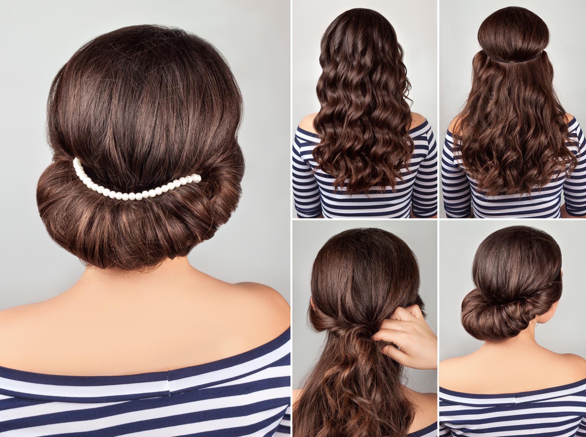 Der perfekte Dutt: Anleitungen für Dutt-Frisuren