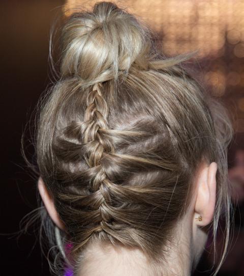 Frisuren kurze haare festlich