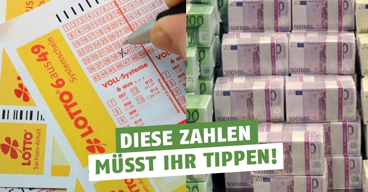 Meist Gezogen Lottozahlen