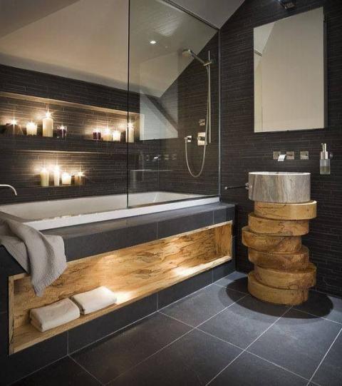 So verwandelst du dein Badezimmer in eine stilvolle Oase der ...