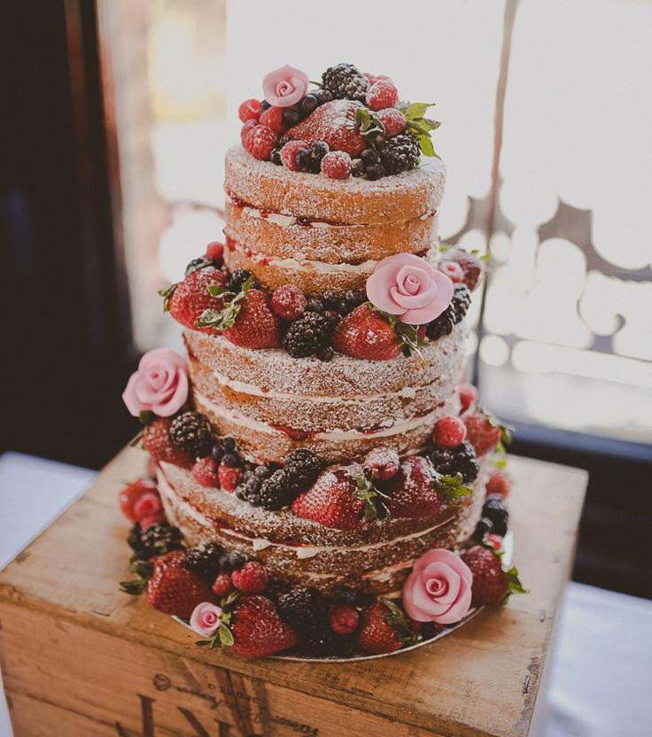 Originelle Hochzeitstorten Zur Inspiration
