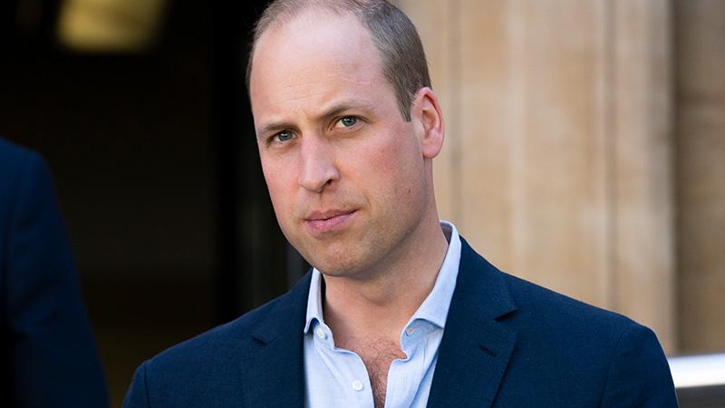 Prinz William: Für diese Pose während der Taufe erntet er heftige Kritik