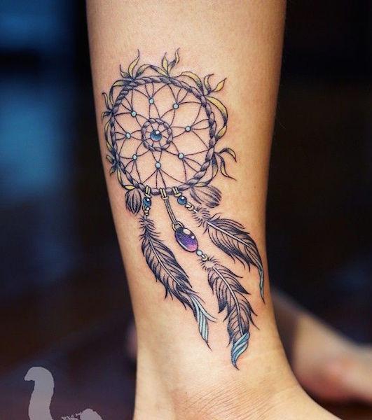 Waden Tattoo 20 Schone Tattoo Ideen Fur Frauen