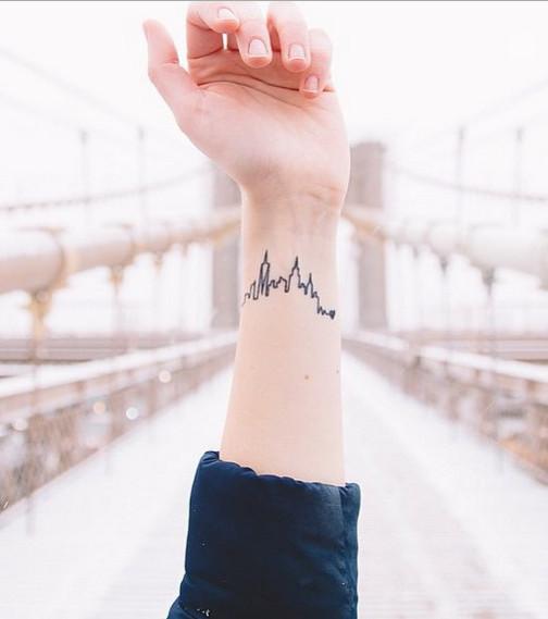 Reise Tattoo 15 Tattoo Inspirationen Für Weltenbummler