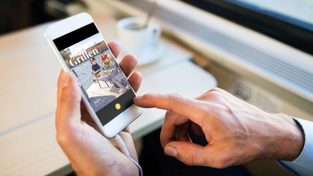 Daddeln im Netz? Wie ich meine digitale Zeit mit Readly revolutioniert habe