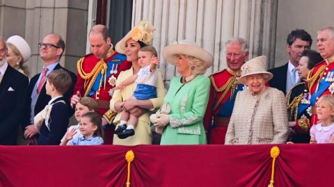 Royals: Radikale Entscheidung nach dem Tod von Prinz Philip