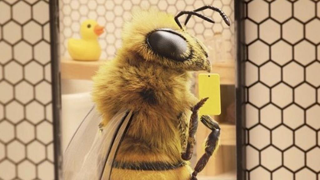 Diese Biene setzt sich gegen das Massensterben von Insekten auf Instagram ein