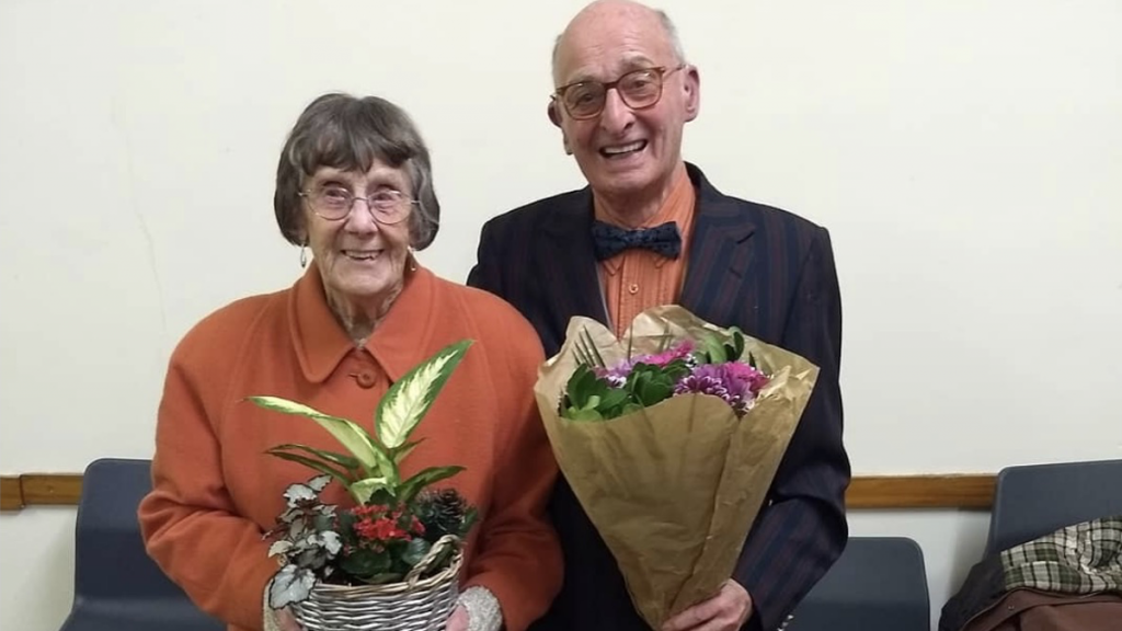 86-Jähriger erstellt einzigartigen Instagram-Account und demonstriert 69 Jahre lange Liebe