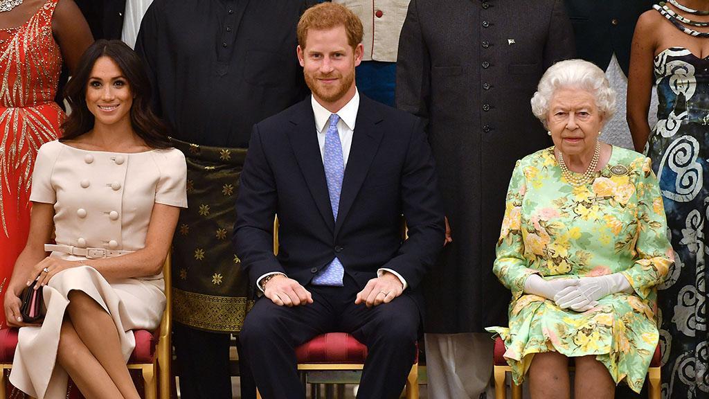 Ein schwerer Schlag für Queen Elizabeth: Harry und Meghan wollen mit alten Traditionen brechen