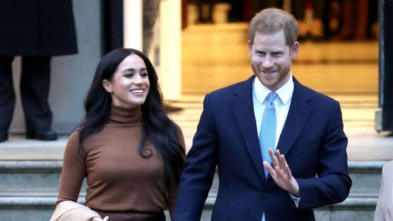 Meghan und Harry: So planen sie ihre Zukunft weit weg von der königlichen Familie