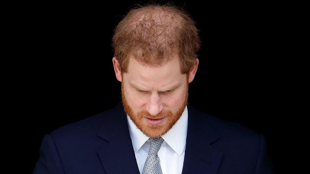 """""""Es gab keine andere Option"""": Prinz Harry wendet sich in emotionaler Rede an die Öffentlichkeit"""
