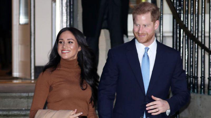 Meghan Markle und Prinz Harry: Haben die Sussexes noch einen Umzug geplant?