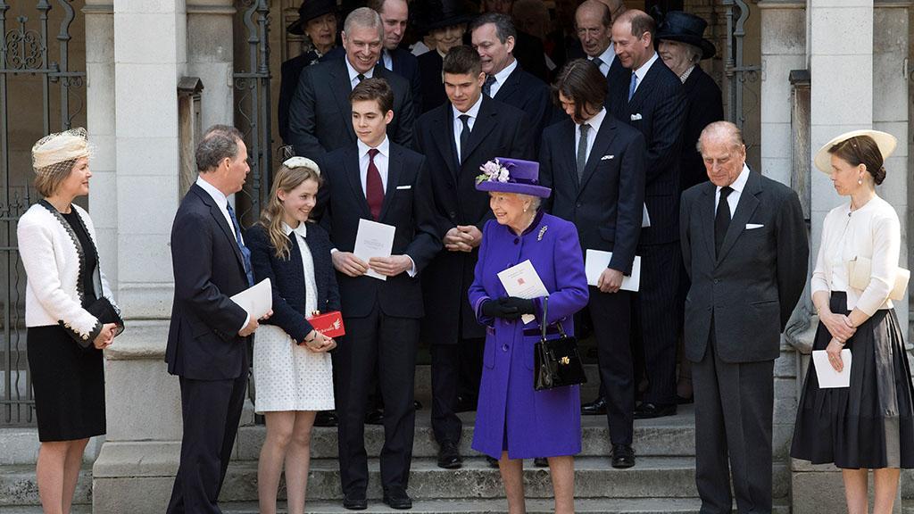 """Die Queen ist """"tief bestürzt"""": Nächste Windsor-Ehe geht in die Brüche"""