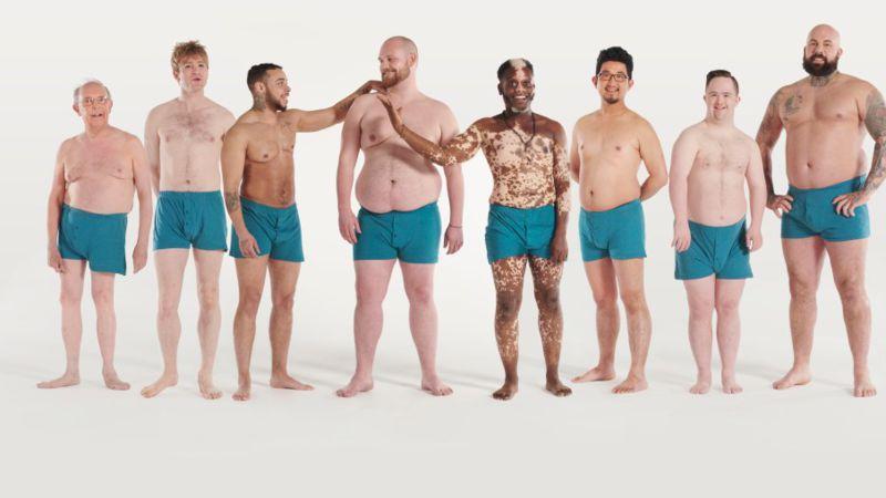 Männlichkeit hat viele Facetten: Diese Werbung feiert die Körper echter Männer