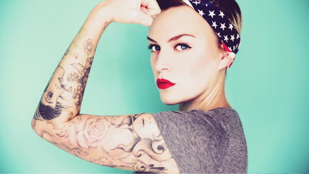 Arm-Tattoo: 20 Ideen und Tattoo-Inspirationen für Frauen