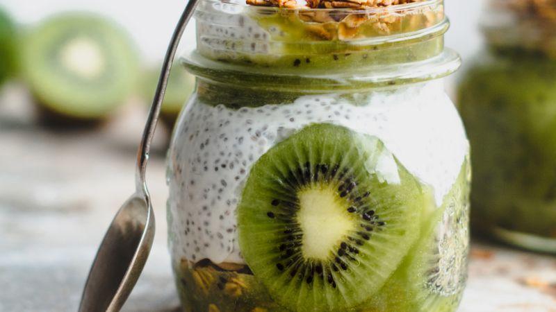 Sommer, Sonne, Kiwi: 20 köstliche Rezepte mit der Sommerfrucht