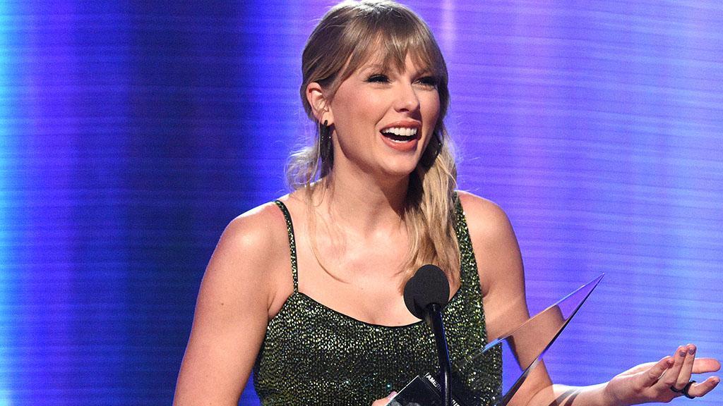 Award-Regen: Taylor Swift holt Michael Jackson ein und stellt neuen Rekord auf