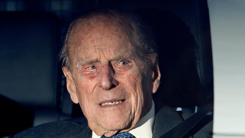 Prinz Philip: Der Mann der Queen muss wegen bestehender Erkrankung ins Krankenhaus