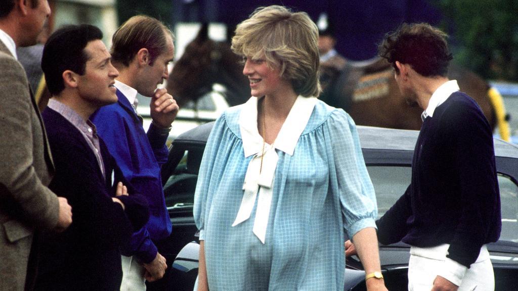 Prinzessin Diana: So stylisch waren ihre Schwangerschafts-Looks