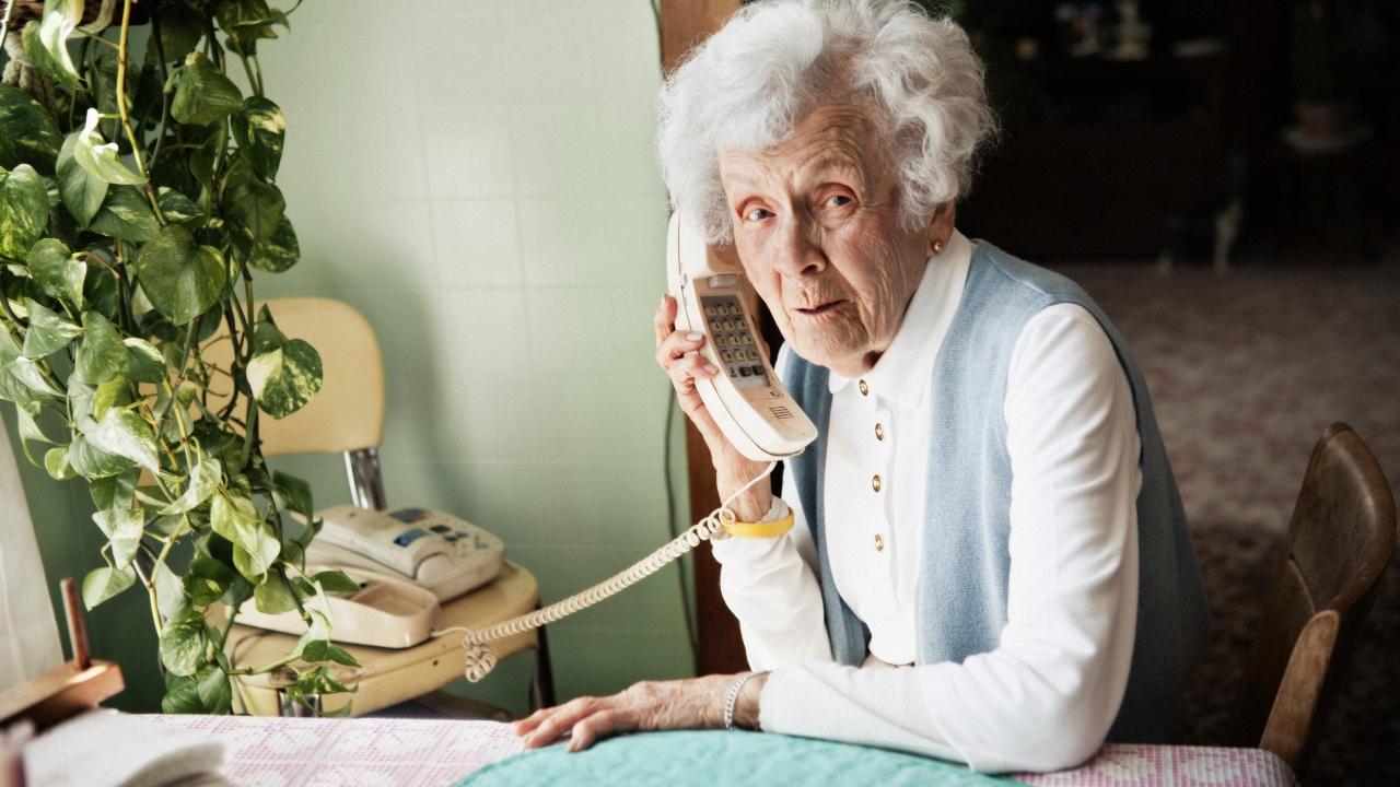 99-jährige Oma erfährt, dass sie schwanger ist