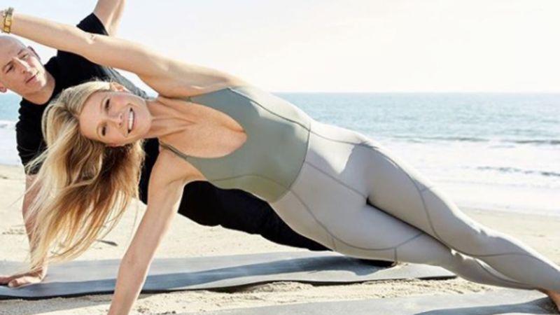 Gwyneth Paltrows Trainings- und Ernährungstipps für einen Traumkörper