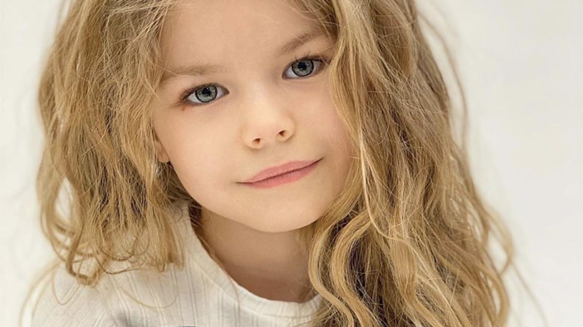 Neues schönstes Mädchen der Welt, doch Expertin zeigt