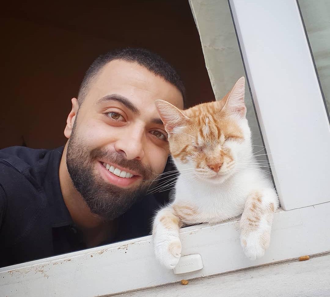 Katzenfänger von Istanbul: Mann heilt Katzen mit Musik