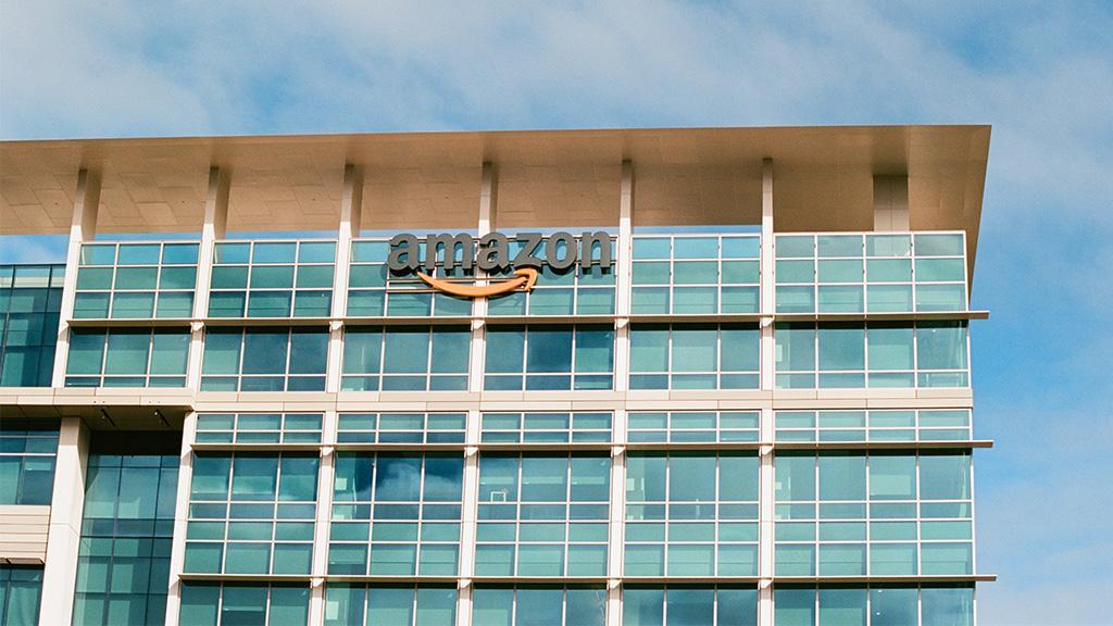 """Projekt """"Woof Pack"""": Tierische Mitarbeiter belegen bei Amazon ein ganzes Stockwerk"""
