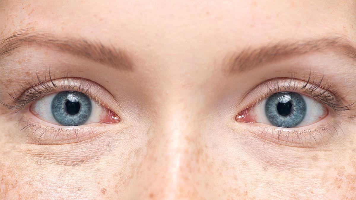 Menschen mit blauen Augen haben noch etwas Spannendes