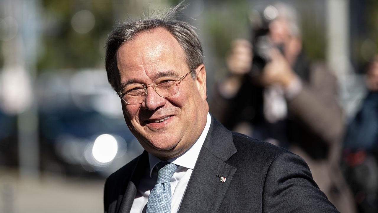 Ministerpräsident Armin Laschet