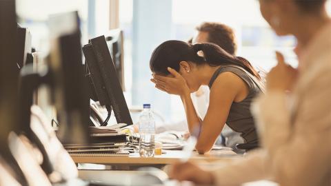 Stress im Beruf: Wenn du diese Ratschläge befolgst, ist Schluss damit!