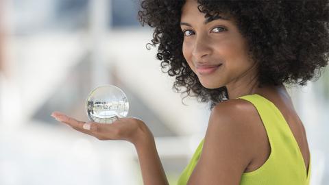 Wenn das Horoskop die Jobentscheidung trifft: Das Leben dieser Frau ändert sich innerhalb kürzester Zeit