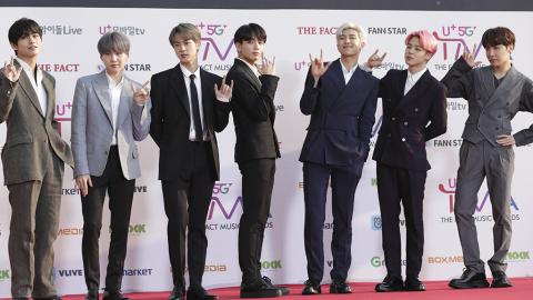 BTS: Die Mitglieder wagen etwas im Beautybereich, das keine Boygroup je zuvor getan hat