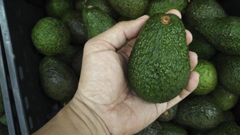 Sie wickelt eine Avocado in Alufolie: Der Grund ist genial!