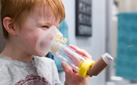 Positive Resultate: Erste Studie zum Aerosol-Ausstoß von Kindern
