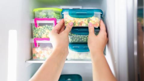 Vorsicht: Diese fünf Lebensmittel sollet ihr nicht einfrieren