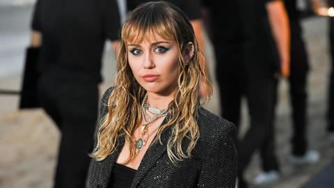 Sorge um Miley Cyrus: Die Sängerin liegt im Krankenhaus