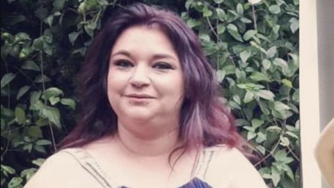 Braut macht Diät: Bei der Hochzeit ist sie nicht wiederzuerkennen