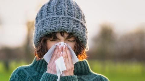 3 Gründe, die erklären, warum ihr so häufig krank seid