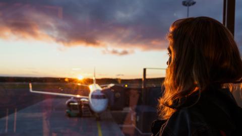 Passagierin wird von Fluglinie zum Schwangerschaftstest gezwungen
