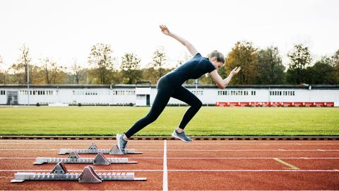 Sportlerinnen im Zyklus: So können sie sich ihn zunutze machen