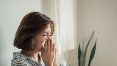 Coronavirus: In welcher Reihenfolge treten die Symptome auf?