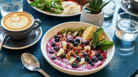Superfood: Mit diesen Lebensmitteln isst du dich gesund
