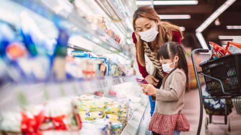 Bakterien und Metallteile in Lebensmitteln: Dieser Supermarkt macht gleich mehrere Rückrufe