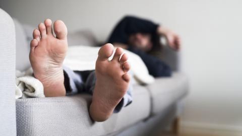 Coronavirus: Ein neues Symptom, das die Füße betrifft, beunruhigt die Ärzte