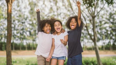 """Darum sollten Kinder keine """"besten Freunde"""" mehr haben"""